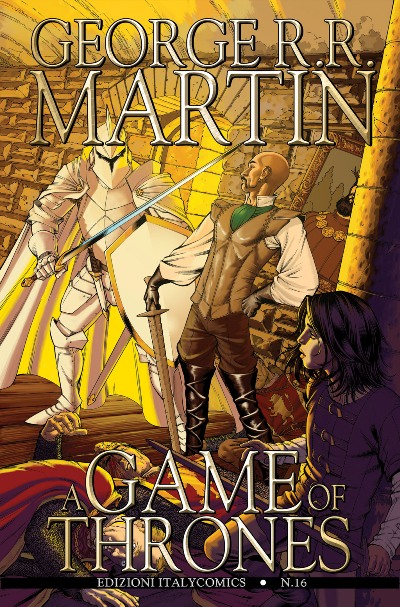 A Game of Thrones n.16