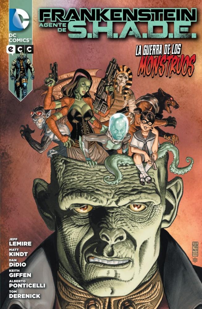 Frankenstein, agente de S.H.A.D.E.