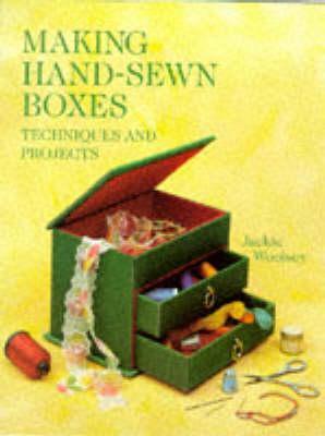 Making Hand-Sewn Boxes
