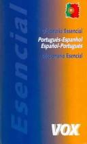Diccionario esencial portugues-español/español-portuguesvox