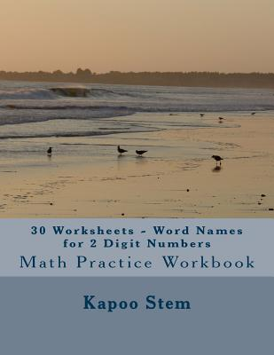 Word Names for 2 Digit Numbers