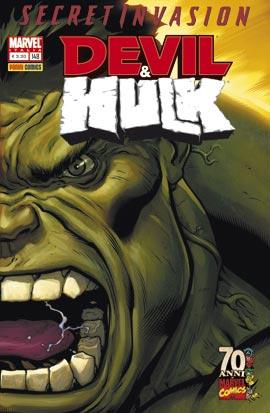 Devil & Hulk n. 148
