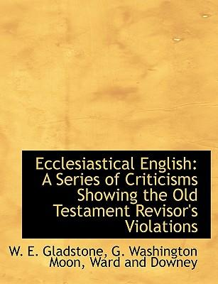 Ecclesiastical English