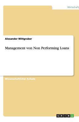 Management von Non Performing Loans