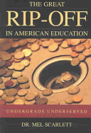 The great rip-off in American education