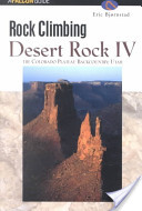 Rock Climbing Desert Rock IV