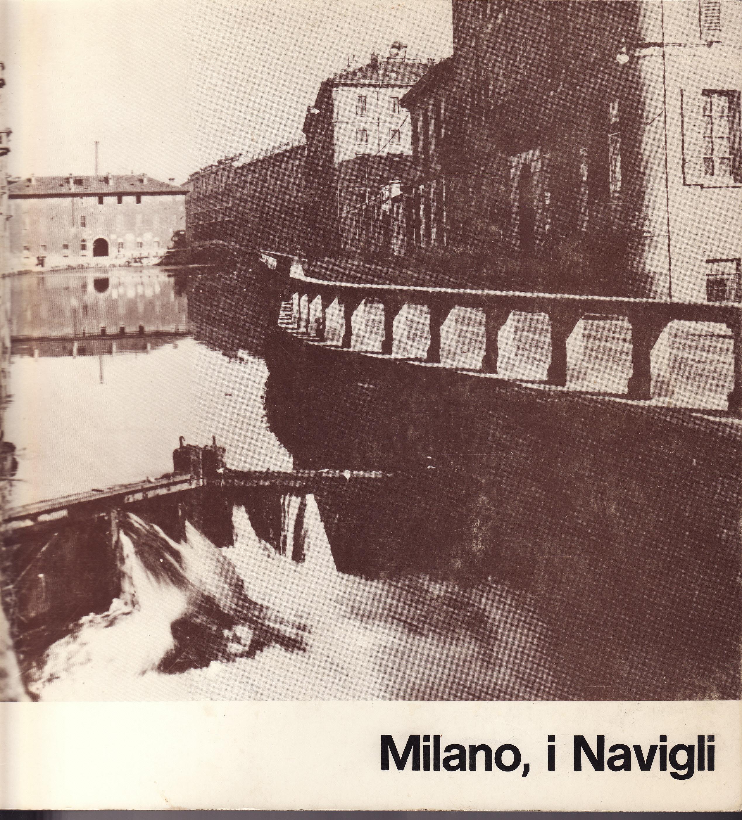 Milano, i navigli