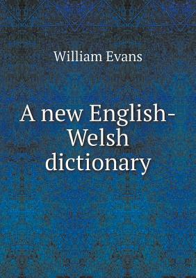 A New English-Welsh ...