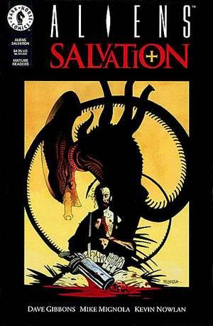 Aliens Salvation - S...