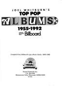 Joel Whitburn's top pop albums, 1955-1992