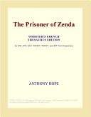 The Prisoner of Zenda (Webster's French Thesaurus Edition)