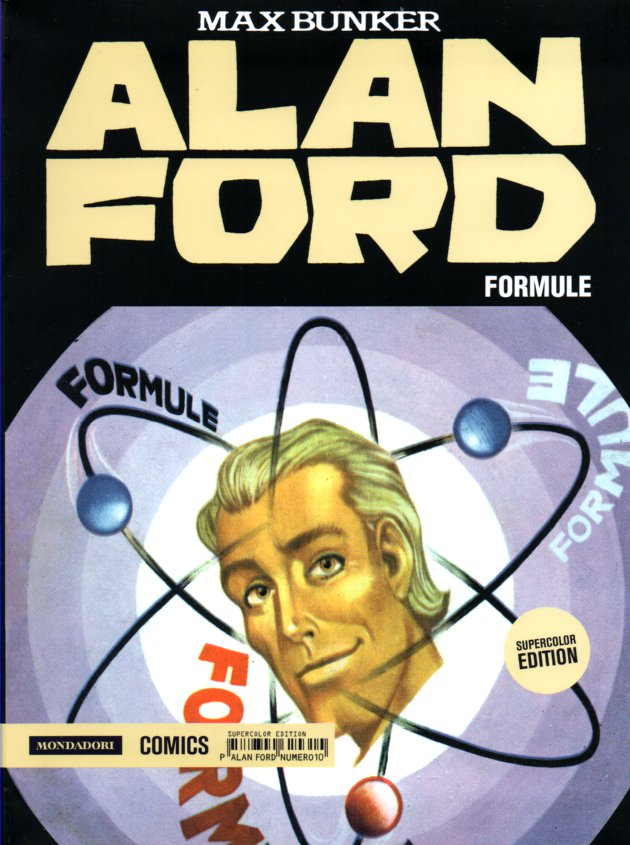 Alan Ford Supercolor Edition n. 10