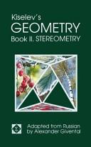 Kiselev's Geometry