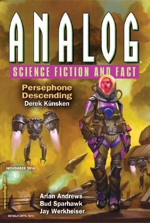 Analog Science Fiction and Fact, November 2014