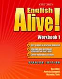 English Alive! 1 Wb Spanish