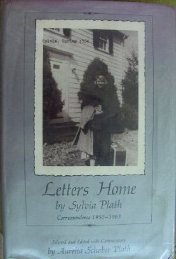 Letters home by Sylv...