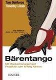 Bärentango. Mit Ris...