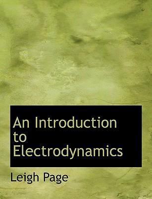 An Introduction to Electrodynamics