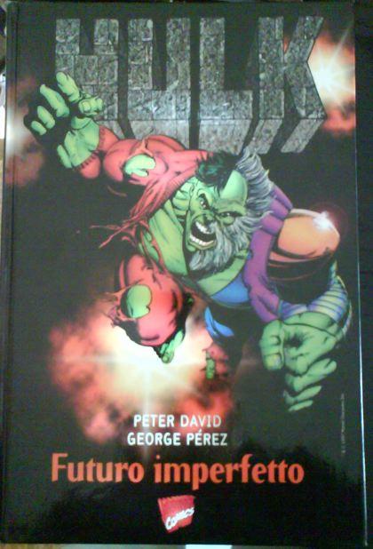 Hulk: Futuro imperfe...