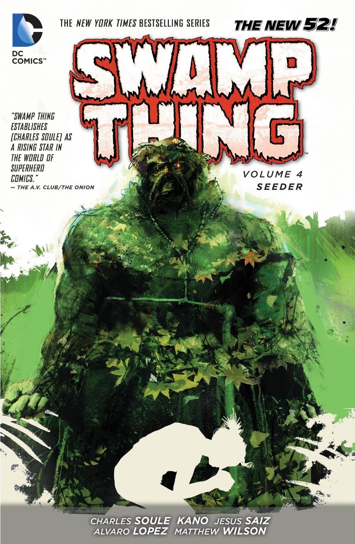 Swamp Thing, Vol. 4