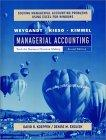 Managerial Accounting, Solving Managerial Accounting Problems Using Excel