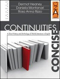 Continuities concise...