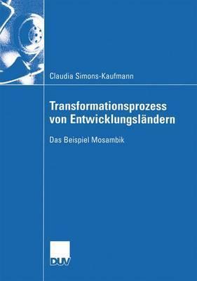 Transfurmationsprozess Von Entwicklungsländern