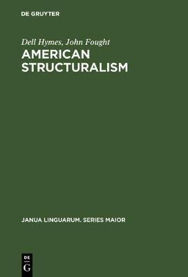 American Structuralism