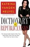 The Dictionary of Republicanisms