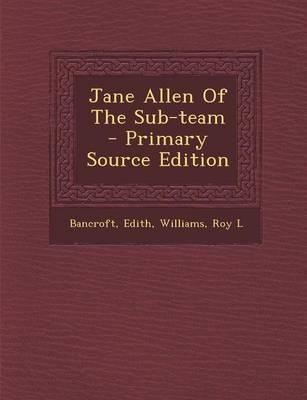Jane Allen of the Su...