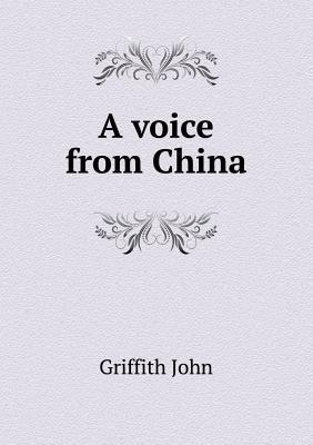 A Voice from China