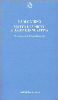 Motto di spirito e azione innovativa