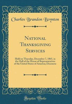 National Thanksgiving Services