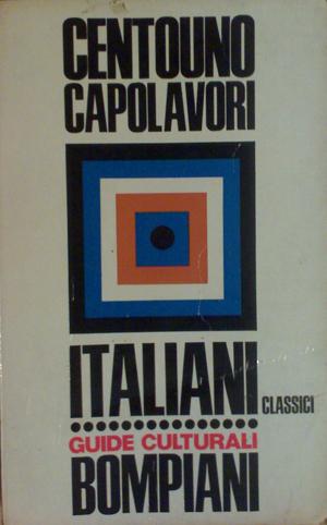 Centouno capolavori della letteratura italiana classica