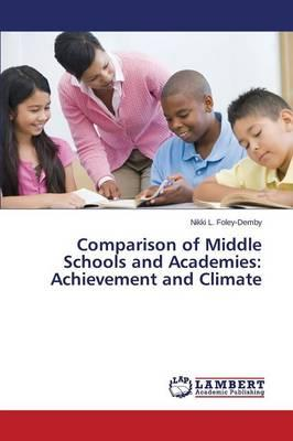 Comparison of Middle Schools and Academies
