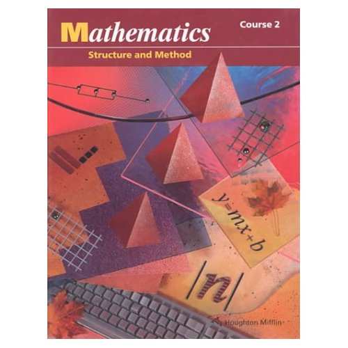 Mathematics Structure and Method Course 2