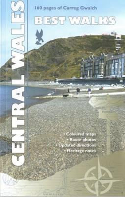 Central Wales (Carreg Gwalch Best Walks)