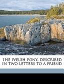 The Welsh Pony, Desc...