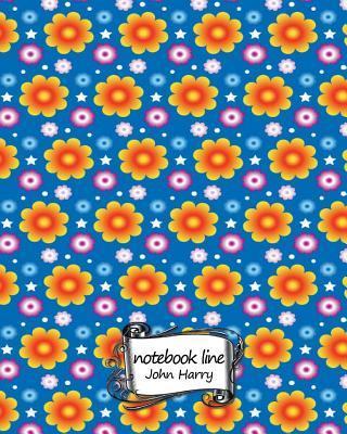 Flowers Design Journal / Notebook / Diary