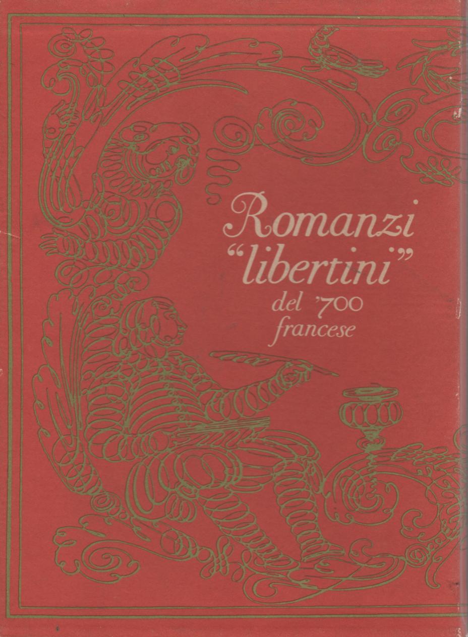 """Romanzi """"libertini"""" ..."""