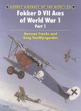Fokker D VII Aces of World War 1