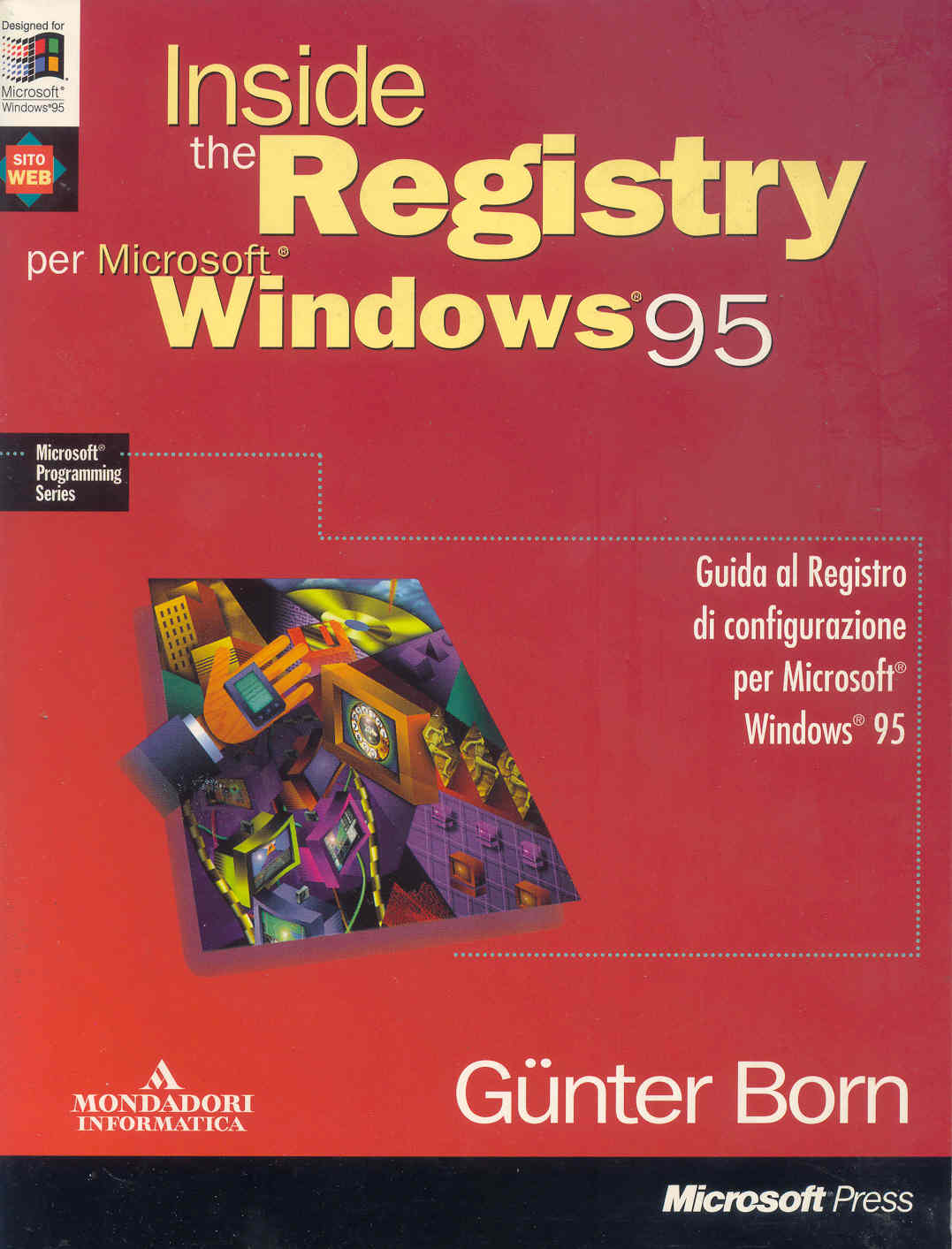 Inside the registry per Microsoft Windows 95