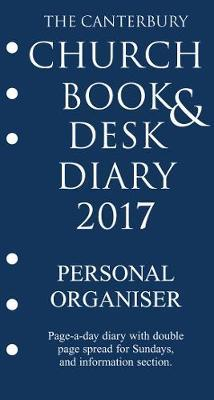 The Canterbury Church Book and 2017 Desk Diary