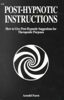 Post Hypnotic Instructions
