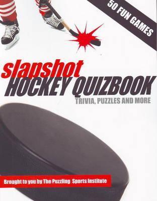 Slapshot Hockey Quizbook