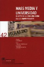Mass media y universidad