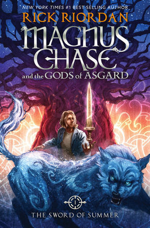 Magnus Chase and the Gods of Asgard, Vol. 1