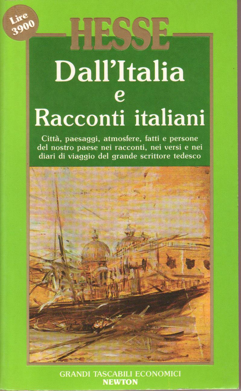Dall'Italia e racconti italiani