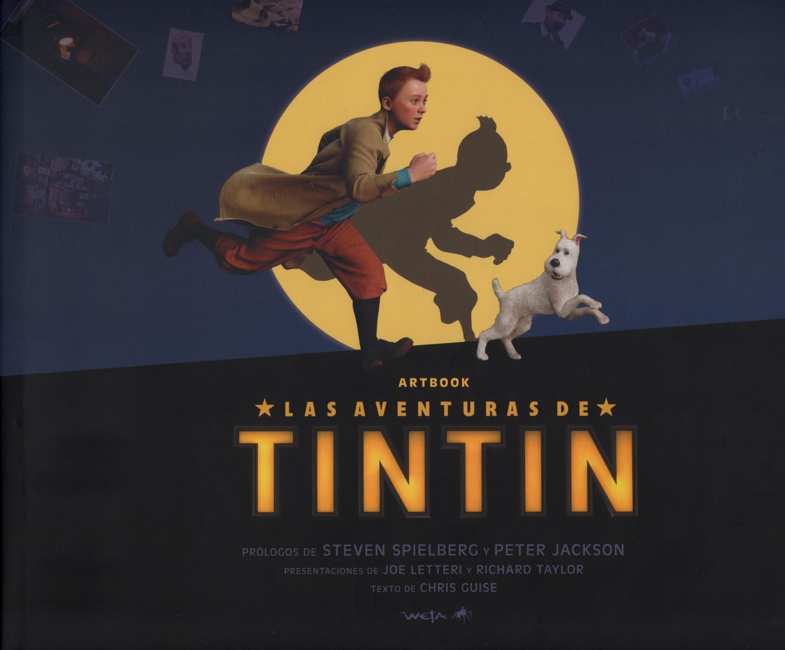 Artbook. Las aventuras de Tintín