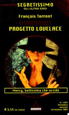 Nightshade: Progetto...